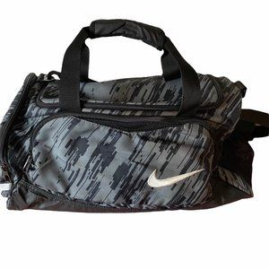 Nike Sport Duffel Bag with Side Pockets